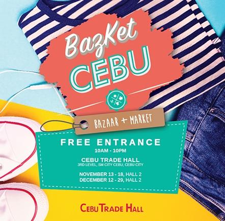 BazKet Cebu: Bazaar+Market