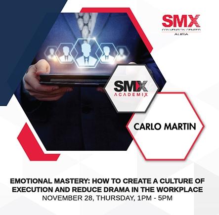 Emotional Mastery by Carlo Martin